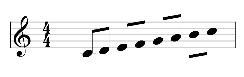 pentagrama notas musicales y el pentagrama