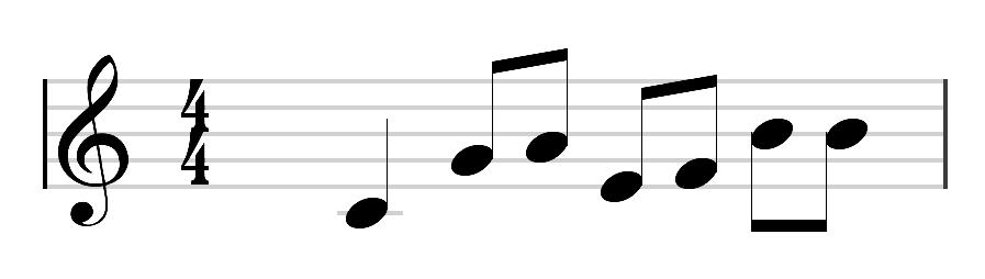 pentagrama 4