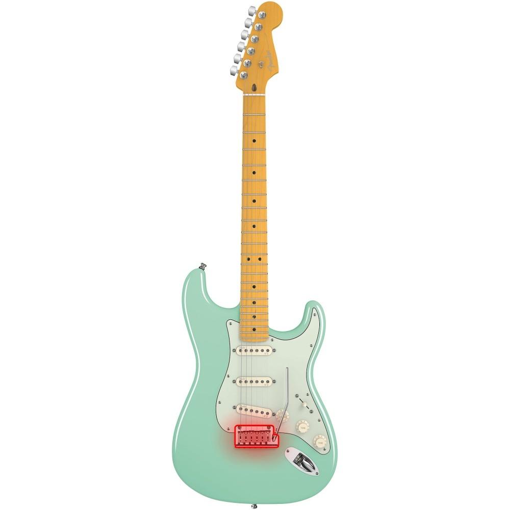 generalidades de la guitarra - el puente