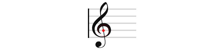 clave musical de sol